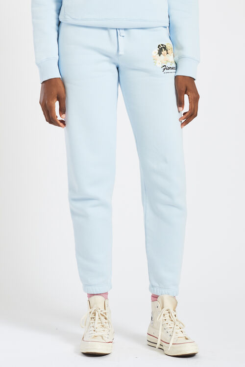 Daisy Angels Joggers Pale Blue